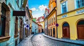 Sleva na pobyt 0% - Historické centrum Prahy jen 10 minut MHD z hotelu…