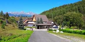 21% Relax pod Tatrami v hotelu Sipox *** s neomezeným…