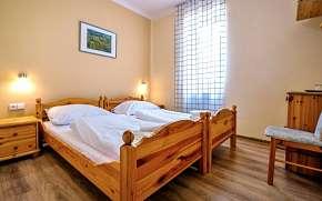 41% Jižní Morava: Pobyt u Znojma v Hotelu Schaller **…