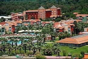 42% Turecko, Belek: 9 denní pobyt v hotelu Club Mega…