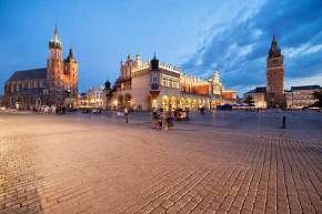 44% Cenově nenáročné ubytování v Krakově s volným…