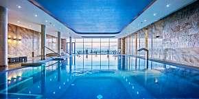 12% Relax, polopenze a nádherný výhled přímo z bazénu…
