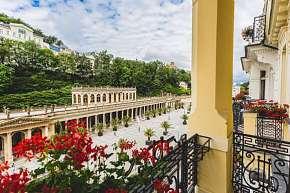 32% Karlovy Vary: 3–6 denní pobyt pro DVA přímo…