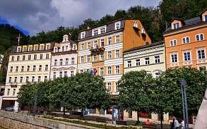 50% Karlovy Vary: 2–8 denní pobyt pro DVA blízko…