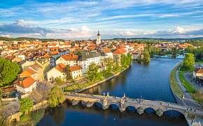 35% Jižní Čechy: 3–8 denní pobyt pro DVA v Hotelu…