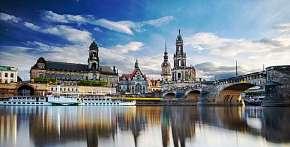 30% Drážďany s ubytováním v luxusním hotelu Dresden…