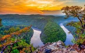50% Orlická přehrada: 2–7 denní pobyt pro DVA poblíž…