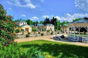 40% Lázeňský pobyt s procedurami a polopenzí v Hotelu…