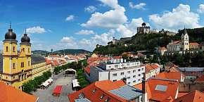 Sleva na pobyt 33% - Neomezený wellness pobyt přímo pod Trenčínským hradem…
