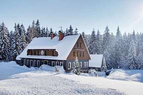 10% Zimní radovánky v Jizerských horách z hotelu…