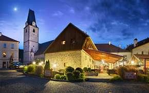 46% Šumava pod hradem Rožmberk: Gurmánský pobyt v…
