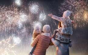 42% Bílé Karpaty: Silvestrovský pobyt v Hotelu…