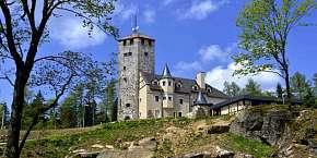 36% Unikátní hotel Liberecká výšina s rozhlednou s…