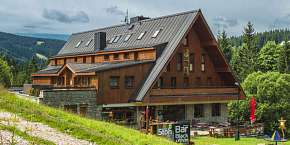 34% Oblíbený Hotel Stoh***+ ve Špindlerově Mlýně s…