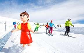 60% Rakouské Korutany v dětmi oblíbeném Kinderhotelu…