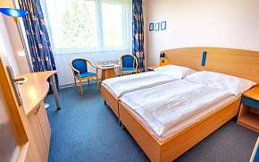 31% Luhačovice: Relaxační pobyt v Hotelu Harmonie ***…