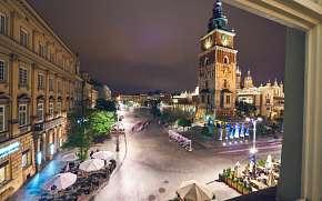 -179% Polsko: 2–7 denní pobyt pro DVA v Krakově přímo…