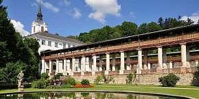 41% Pobyt pro dva u zámku Lysice na jižní Moravě s…