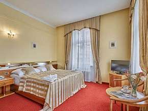 26% Spa hotel Sirius**** v historickém centru…