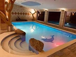 43% Hotel Podlesí s polopenzí, bazénem, ubytováním v…