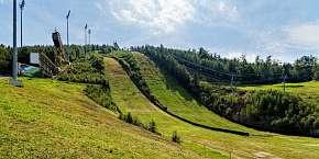 24% Od jara do podzimu v Krkonoších u Mamutího můstku…