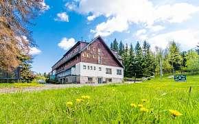 39% Jizerské hory: 3–8 denní pobyt pro DVA u ski…