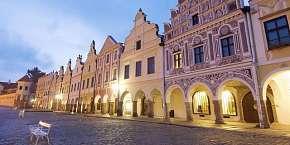 16% Krásy jižních Čech z rodinného Hotelu Myslivna v…