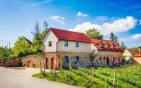 32% Jižní Morava: 2–5 denní pobyt pro DVA - Vinařský…