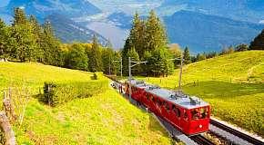 20% Zájezd na 3 dny do Švýcarska za alpskými…