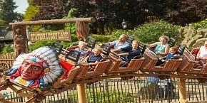 Sleva na pobyt 20% - Zábavný den v německém Heide Parku včetně celodenní…
