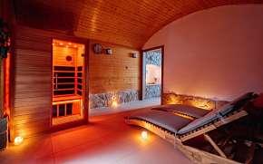 34% Žďárské vrchy: Wellness Hotel Marta se 3 saunami…
