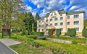 39% Krušné hory u Karlových Varů: Hotel Subterra ***…