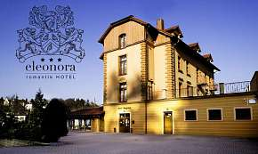 34% Romantik hotel Eleonora s polopenzí a koupelí…