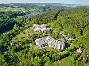 18% Celoroční pobyt v hotelu Harmonie v Luhačovicích…