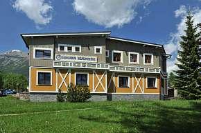 15% Dovolená pod Tatrami v Kolibě Kamzík
