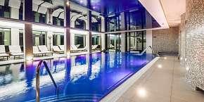 53% Zima a jaro v luxusním Zámku Lužec Spa & Wellness…