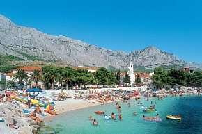 25% Chorvatsko, Baška Voda: 8 denní pobyt v penzionu…