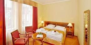 34% Jaro až zima v Hotelu Continental**** v…