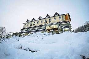 30% Zima na Kysucích u běžecké magistrály v Hotelu…