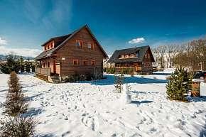 0% Sojka resort v zimě pro 6 osob na Liptově v…