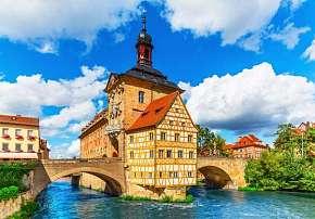 Sleva na pobyt 19% - Jednodenní výlet do německého města Bamberk a plavba…