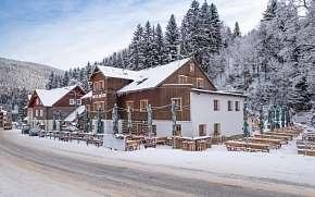 Sleva na pobyt 50% - Pec pod Sněžkou: 2–8 denní pobyt pro DVA jen 850 metrů…