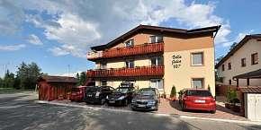 9% Příjemné ubytování ve vilách pod Lomnickým štítem…