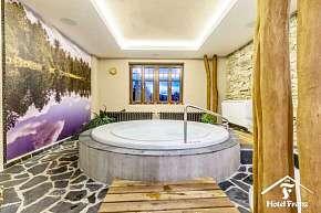 0% Ubytování v hotelu Franz v srdci Jeseníků s…