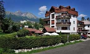 10% Moderní vila Beatrice přímo pod Tatrami se…