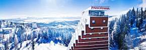 10% Hotel Panorama **** u Štrbského plesa s polopenzí…