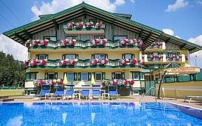37% Rakouské Alpy: 4–8 denní pobyt pro DVA  v Hotelu…