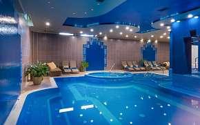 25% Györ nedaleko termálů: Hotel Golden Ball Club ***…