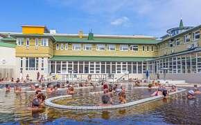 30% Dokonalý relax v lázních Hajdúszoboszló v Hotelu…