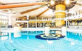 -44% Maďarsko: Pobyt v Hotelu Viktória Sárvár ***+ s…